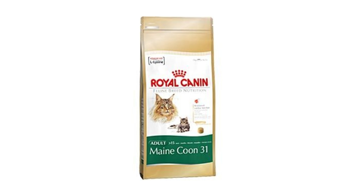 Сухой корм royal canin maine coon