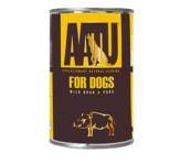 AATU Dog Wild Boar & Pork konz. 400g