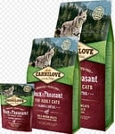 Carnilove Cat Duck&Pheasant Adult Hairball Control 400g