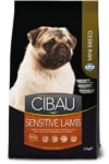 CIBAU Dog Adult Sensitive Lamb&Rice Mini 800g