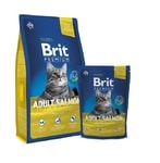 Brit Premium Cat Adult Salmon 800g NEW