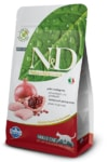 N&D GF CAT Adult Chicken & Pomegranate 5kg