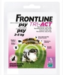 Frontline Tri-Act pro psy Spot-on XS (2-5 kg) 1 pipeta