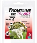 Frontline Tri-Act pro psy Spot-on XL (40-60 kg) 1 pipeta